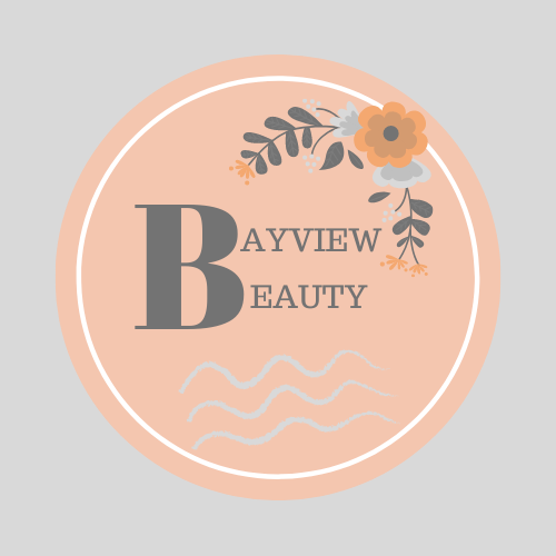 Bay View Beauty Peach and Silver
